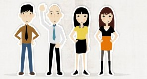 personnages-de-bureau-video-illustration