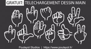vecteur-gratuit-main-doigt-telechargement-poulayot-studios